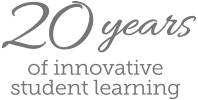 20 years of innovative student learning