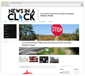 FLVS News in a Click