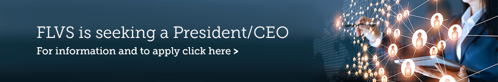 FLVS is seeking a President/CEO. For information and to apply, click here. PDF opens new window.